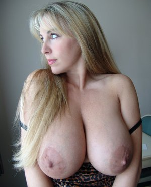 image Massive milf tits in the conference room