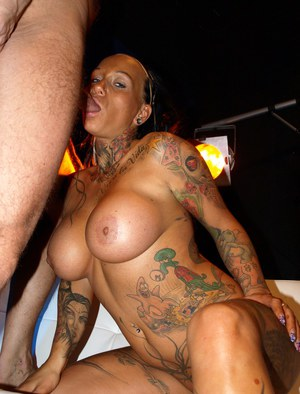 German tattoo pornstar kitty core in userfuck date with old Part 2 10