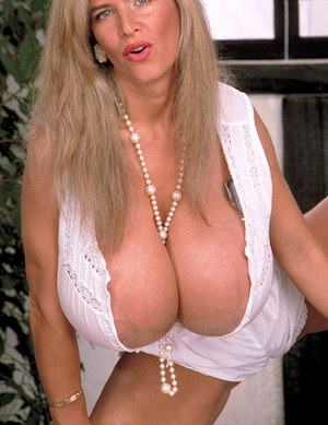 Are Naked mature busty white women