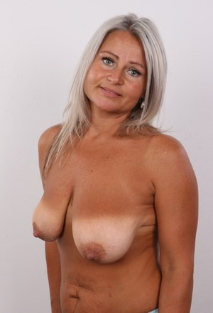 Granny with flabby body amp empty saggy tits with guy 3