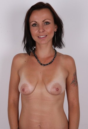 Milf with small titts